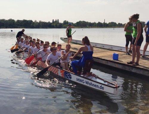 Uni – Open Drachenboot 7. Juni 2018