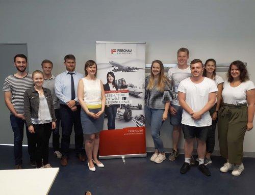 Bewerbungstraining mit der FERCHAU Engineering GmbH – 21. Juni 2018